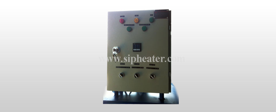 Electric Oven panel image